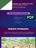 Topografía Automatizada