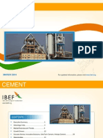 Cement March 2014