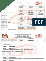 Programa Del Campamento Intactos 2014