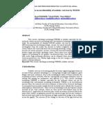 Investigation on Machinability of Nodular Cast Iron by WEDM