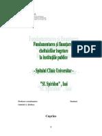 Monografie Spiridon