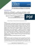 APLICAÇÃO DO MÉTODO BOOTSTRAP NA ESTIMAÇÃO DE FRONTEIRAS NÃO-PARAMÉTRICAS- O CASO DOS FRUTICULTORES DO VALE DO SÃO FRANCISCO.pdf