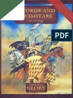 Swords and Scimitars
