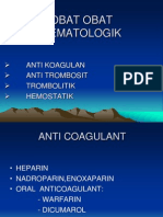 (12) Obat Obat Hematologik