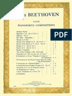 Beethoven - 6 Ecossaises WoO83 (Versión 1)