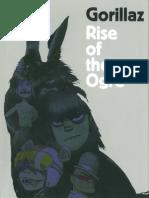 Gorillaz Rise of the Ogre