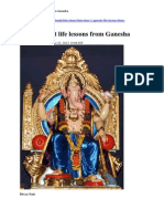 lessons from Ganesha