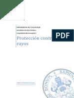 PROTECCION RAYOS