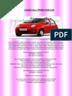Selimut Mobil Chery PINBB 51EBA220