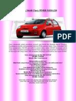 Sarung Mobil Chery PINBB 51EBA220