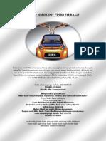 Sarung Mobil Geely PINBB 51EBA220