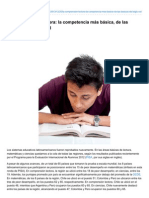 La Comprensión Lectora_la Competencia Más Básica, De Las Básicas, Del Siglo XXI