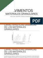 MATERIALES GRANULARES 2014