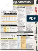 Sparkcharts - ESL and EFL Grammar