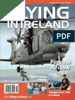 Flying in Ireland October 2014