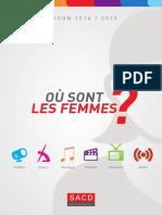 Eszter.salamon.ou Sont Les Femmes Sacd Web
