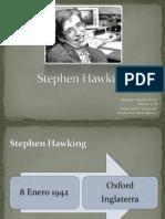 Disertación Stephen Hawking