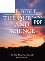 The Bible the Quran and Science_M_Bucaile