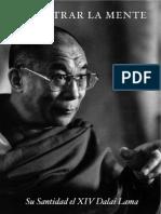 Adiestrar La Mente Dalai Lama