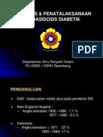 Diagnosis & Penatalaksanaan Ketoasidosis Diabetik