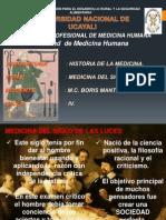 1 Medicina Del Siglo XVIII