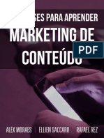 100 Frases Para Aprender Marketing de Conteudo