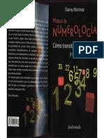 Manual de Numerología - Danny Martinez