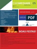 Notícias MEDIARE Janeiro 2015
