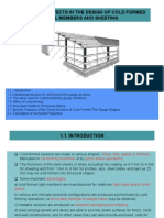 Special Steel Structures - Courses - 2013