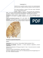 Cazuri Clinice Boli Ocupationale Rom. 2013-2014