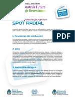8 Pasos Para Producir Un Spot Radial