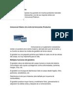 Immunotec Productos