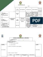 Modelo de Programación PCR 2014