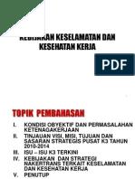 Kebijakan k3 - 2014 Ahli k3 Listrik - Oasis