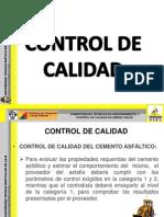 Control de Calidad Emulsiones