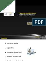 MCC - Mobile Control Center