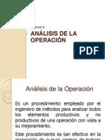 Modulo 6 Analisis de La Operacion
