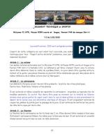Reglement Technique Slotit 2010 V1