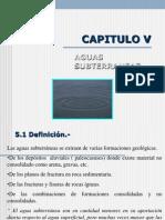 Cap v El Agua Sub Terranea