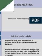La crisis asi+ítica