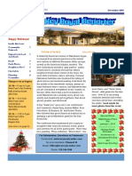 Key Royal Newsletter December 2009