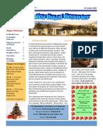Key Royal Newsletter December 2009