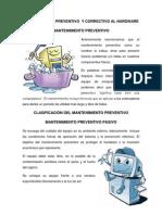 Mantenimiento Preventivo y Correctivo Al Hardware (Reparado)