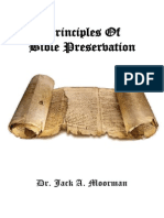 Principles of Bible Preservation - Jack Moorman