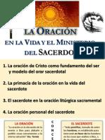 Presentación Monografía - La Oración en La Vida y El Ministerio Del Sacerdote