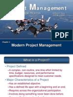 Erik Larson Project Management Chap 1 and 2