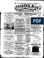 Heidelberg News January 1901