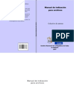 ALA Manual de Indizacion Para Archivos
