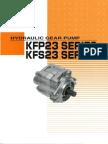KFP KFS Gear Pump Catalog