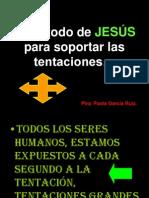 El Metodo de Jesus Para Soportar Las Tentaciones